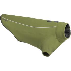 Ruffwear Climate Changer Chaqueta Polar, verde